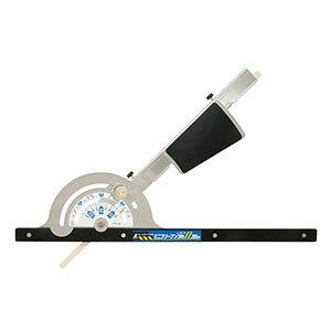 【シンワ測定 SHINWA】シンワ測定 78179 丸ノコガイド定規 ミニフリーアングル 2 30cm