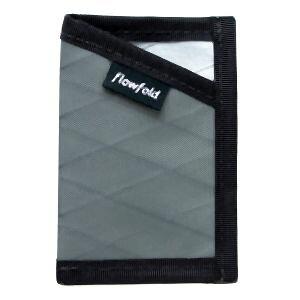 【フローフォールド (Flowfold)】フローフォールド カードホルダーワレット ミニマリスト リミテッド ストレートグレー FFTJ022000