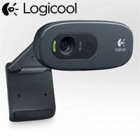 【ロジクール(Logicool)】Webカメラ Logicool HD Webcam C270
