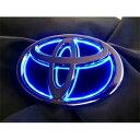 【ジュナック Junack】LEDトランスエンブレム フロント/リア トヨタ LTE-T2
