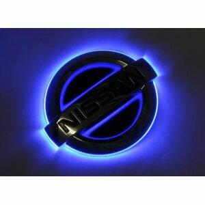 【ジュナック Junack】LEDトランスエンブレム リア ニッサン LTE-N1