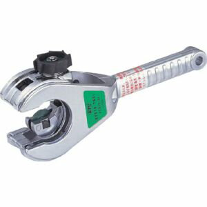 【KTC 京都機械工具】銅・樹脂管用 ラチェットパイプカッタ 15.88〜35mm PCRT2-35