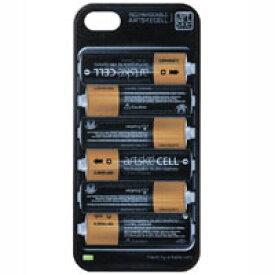 【プリンストン(Princeton)】iPhone5s/5用 グラフィックケース uniq.case 電池黒 UC-D44B-iPhone5