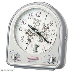 【セイコー(SEIKO)】ディズニータイム 目覚まし時計 FD464S