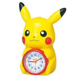 【セイコー(SEIKO)】ポケットモンスター 目覚まし時計 JF379A