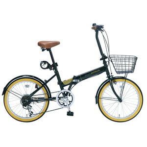 送料無料!!【マイパラス MYPALLAS】折畳自転車 20 6SP オールインワン M-252 GR グリーン 【メーカー直送 代引き不可】【smtb-u】