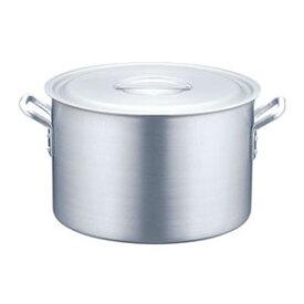 【遠藤商事】TKG アルミニウム 半寸胴鍋(アルマイト加工)(目盛付) 21cm AHV6221