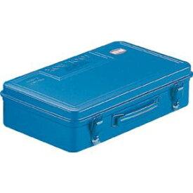 【トラスコ TRUSCO】トラスコ T-360 トランク工具箱 368×222×95 ブルー TRUSCO