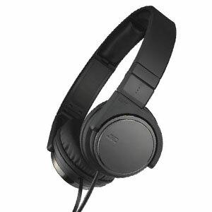 送料無料!!【ビクター(Victor)】ステレオヘッドホン HA-S500-B(ブラック)【smtb-u】