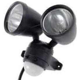 【オーム電機 OHM】オーム電機 OHM ソハロゲンセンサーライト 75W×2灯 ES752 07-5576