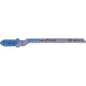 【ボッシュ BOSCH】ジグソーブレード5本 T-118AO