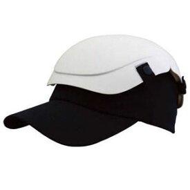 【トラスコ TRUSCO】トラスコ TSCM-W 防災用セーフティ帽子 キャメット ホワイト TRUSCO
