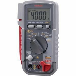 【三和電気計器 サンワ SANWA】サンワ PC20 デジタルマルチメータ パソコン接続型 三和電気計器 SANWA