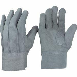 【おたふく手袋 OTAFUKU】牛床革背縫い内綿手袋 Lサイズ 480