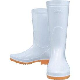 【おたふく手袋 OTAFUKU】おたふく手袋 耐油長靴 白 26.0cm JW-707