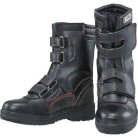 【おたふく手袋 OTAFUKU】おたふく手袋 安全シューズ半長靴マジックタイプ 25.0cm JW-775 安全靴