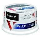 【ソニー SONY】50DMR12MLPP DVD-R DVDR CPRM対応 16倍速50枚