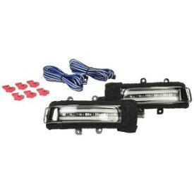 【ヴァレンティ(Valenti)】DMW-T1SW LEDドアミラーウィンカー トヨタ用 タイプ1 ライトSM/BKC/WH