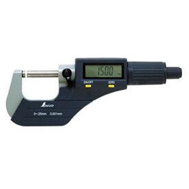 【シンワ測定 SHINWA】シンワ測定 SHINWA デジタルマイクロメーター 0〜25mm 79523