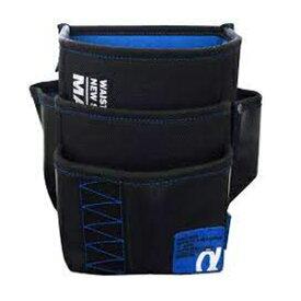 【マーベル MARVEL】マーベル MARVEL αシリーズ腰袋(三段タイプ) ブルー MDP-93AB