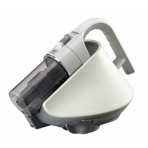 【シャープ(SHARP)】サイクロンふとん掃除機 EC-HX150-W(ホワイト系)
