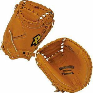 【プロマーク Promark】野球グローブ ミット 軟式一般用 捕手キャッチャー 左投 OR PCM-4363RH