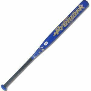 【プロマーク Promark】ソフトボール 3号用 アルミバット 85cm ブルー AT-350S