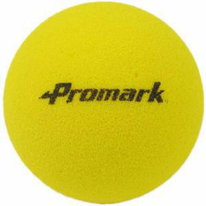 【プロマーク Promark】スポンジ練習球 2球入 YL PS-2289