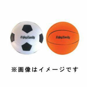 【エンジョイファミリー Enjoy Family】パークスポーツボール サッカー or バスケット FSP-1618