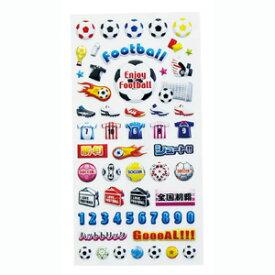 【エンジョイファミリー Enjoy Family】エンジョイファミリー Enjoy Family 部活動シール サッカー用 BK-002