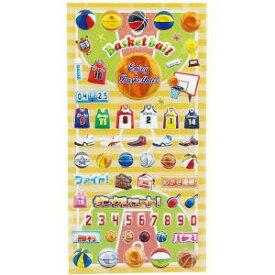 【エンジョイファミリー Enjoy Family】エンジョイファミリー Enjoy Family 部活動シール バスケット BK-003