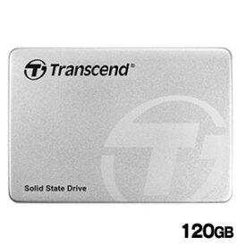 【トランセンド Transcend】トランセンド TS120GSSD220S SSD 120GB 2.5インチ SATA3 6Gb/s TLC採用 3年保証
