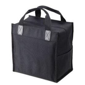 【トルネ】保冷バッグ クールレジャーバッグ ボックス(BK) (エコバッグ)
