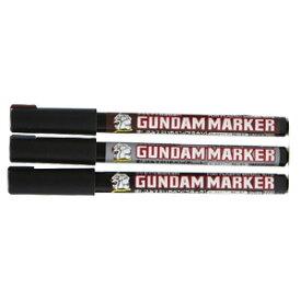 【GSIクレオス】GSIクレオス GM301 ガンダムマーカー 流し込みスミ入れペン ブラック