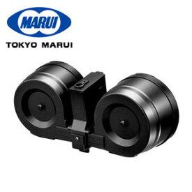 【東京マルイ】東京マルイ M4シリーズ用 ツインドラムマガジン 1200連