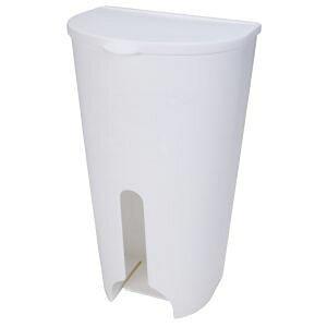 【吉川国工業所】吉川国工業所 マグオン ポリ袋ストッカー 吸盤付き ホワイト レジ袋ストッカー