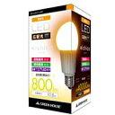 【グリーンハウス(GreenHouse)】LED電球 10.8W 電球色 (全光束:800lm) E26口金 GH-LDA11L-G/D GHLDA11LGD