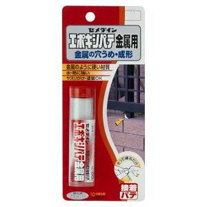 【セメダイン】セメダイン HC-116 エポキシパテ 金属用 60g