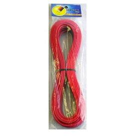 【オーム電機 OHM】スピーカーコード 1.25mm2 赤黒 10m VFFS-125-10 R/K 04-7403
