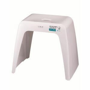 【アスベル】リアロ 風呂イス35 ホワイト 40×29×35.5cm