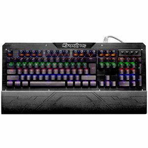 【パイナップル】メカニカルゲーミングキーボード ブラック