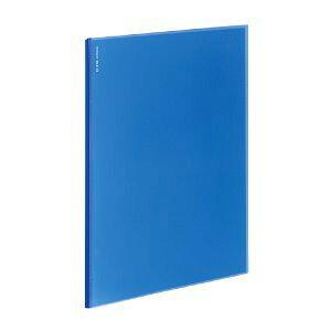 【コクヨ KOKUYO】ポケットファイルα(ノビータα) A4 12ポケット 青 ラ-NF12B