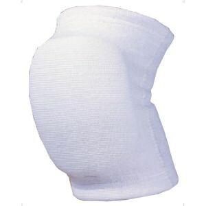 【ディーエム D&M】D&M 837 ニーパッド Mサイズ ホワイト 膝用サポーター ディーエム