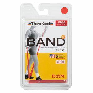 【ディーエム D&M セラバンド Thera-Band】セラバンド(ブリスターパック) レッド TBB-2