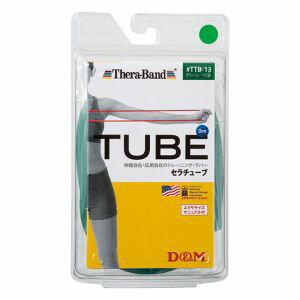 【ディーエム D&M セラバンド Thera-Band】セラチューブ(ブリスターパック) グリーン TTB-13