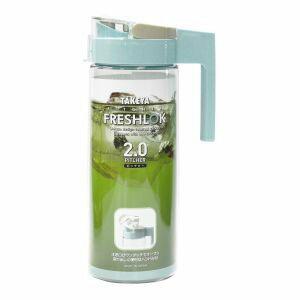 【タケヤ化学工業】麦茶ポット 耐熱 フレッシュロック ピッチャー 2.0L ミント ( 冷水筒 水差し タケヤ )