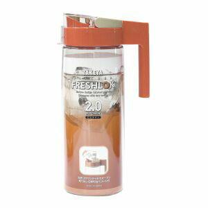 【タケヤ化学工業】麦茶ポット 耐熱 フレッシュロック ピッチャー 2.0L プラム ( 冷水筒 水差し タケヤ )