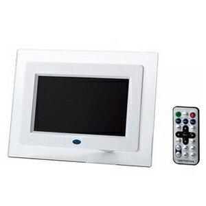 【アイティプロテック ITPROTECH】デジタルフォトフレーム 7インチ IPT-DF70-W(ホワイト)