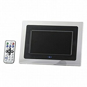 【アイティプロテック ITPROTECH】デジタルフォトフレーム 7インチ IPT-DF70-BK(ブラック)