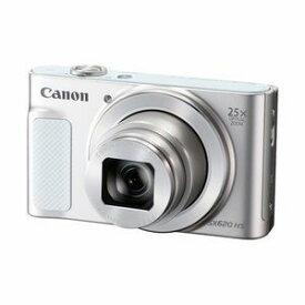 【キヤノン(Canon)】PowerShot SX620 HS W(ホワイト)
